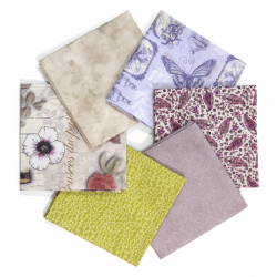 FAT QUARTER THE SECRET - PACK 6 UDS