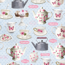 FAT QUARTER KETTLE 601