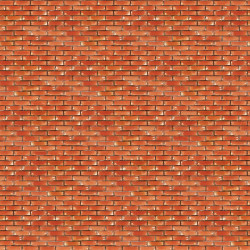 FAT QUARTER BRICK WALL 501