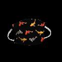 MASK KOI FISHES 850 - Infantil
