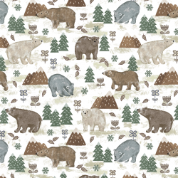 FOREST BEAR 101