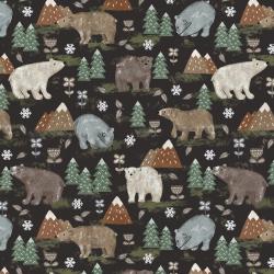 FOREST BEAR 850
