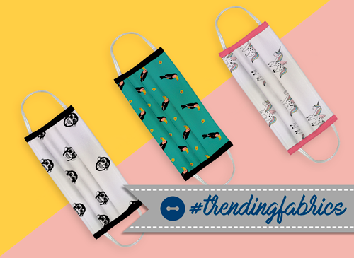 Trending fabrics
